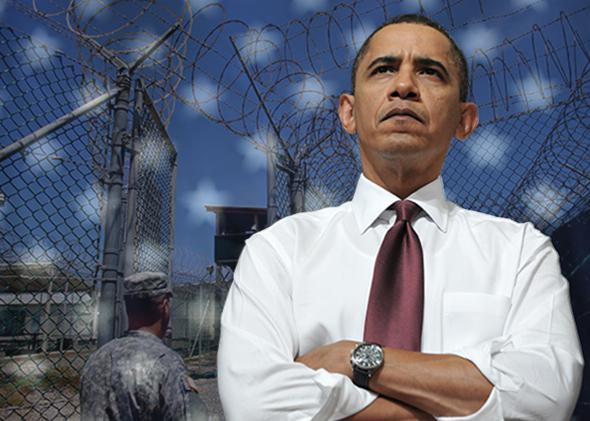 Obama Guantanamo.