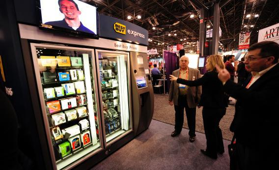 Best Buy vending machines prove American innovation is ...