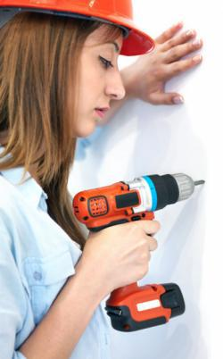 ccb46fbd22b4b3 Women and power tools: Ana White launches a trend.