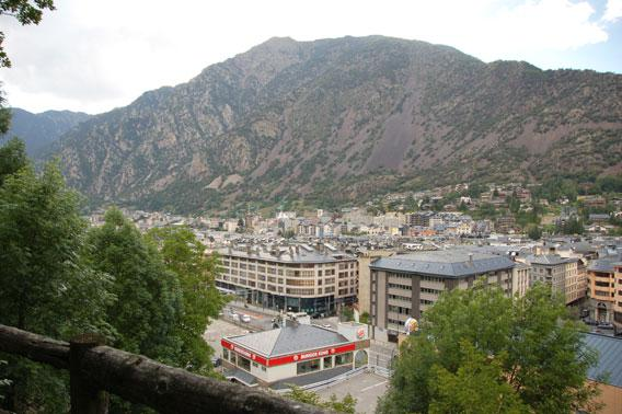 View from the Rec del Solà.