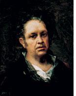 Goya's Self Portrait