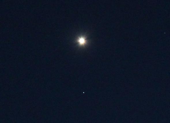 Venus Uranus