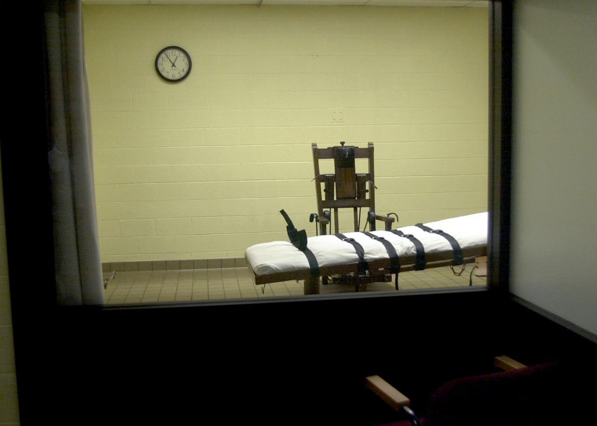 Alabama may have tortured an inmate to death