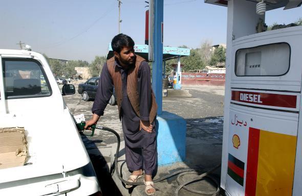 Dept  of Defense spent $43 million on Afghan gas station, SIGAR reports
