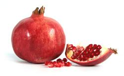 Pomegranate. Click image to expand.