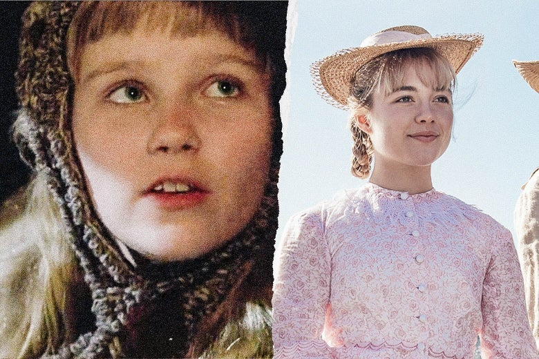 Kirsten Dunst and Florence Pugh.