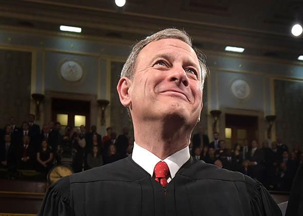 Supreme Court gay marriage: John Roberts' dissent is wrong about polygamy and the Constitution.