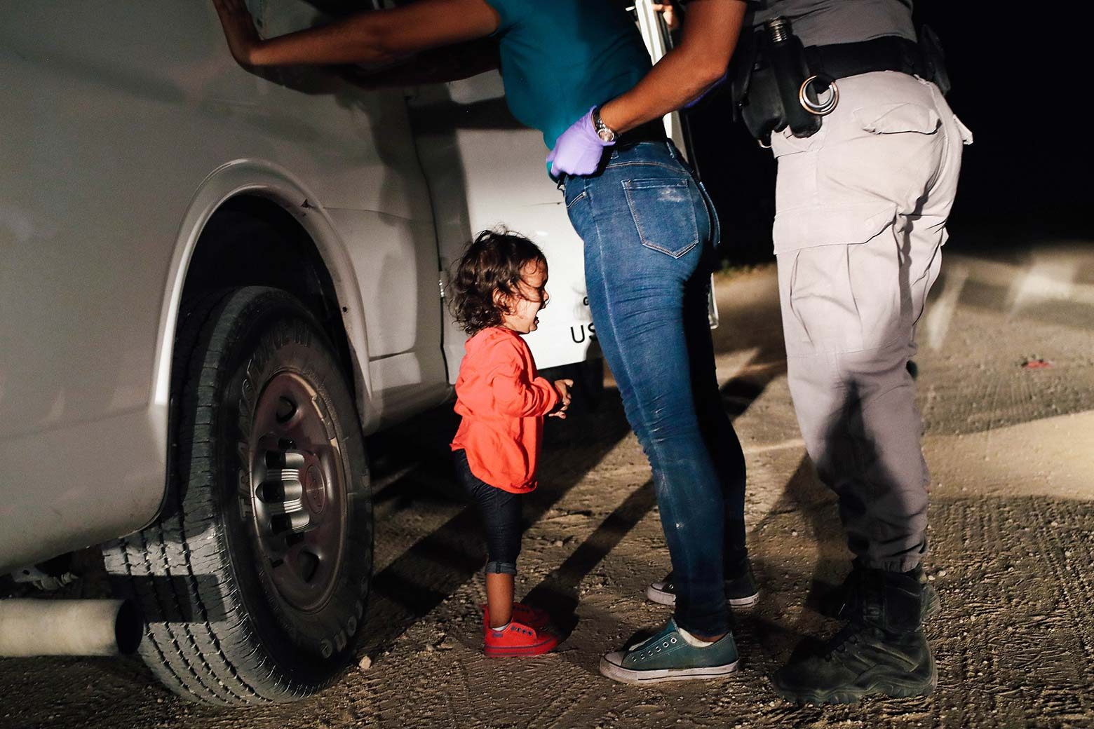 What's Going on at the Border Is Numbing, but Going Numb Is a Luxury We Can't Afford