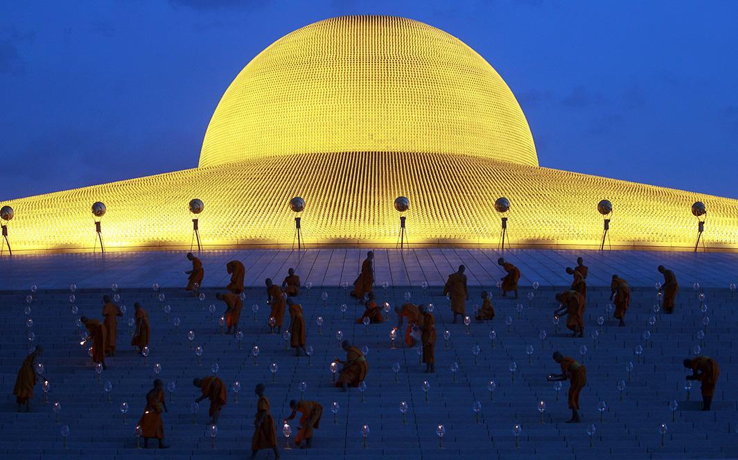 THAILAND-RELIGION/