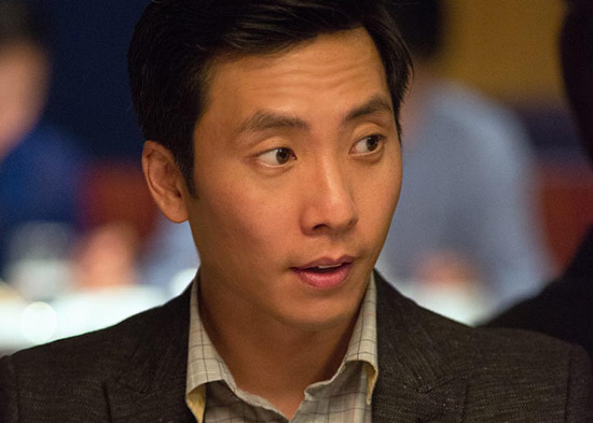 Kelvin Yu in Master of None.