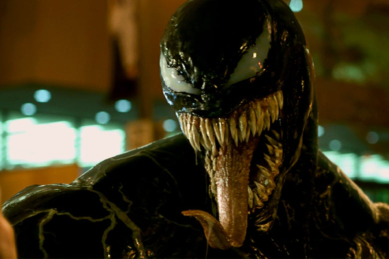 ed86bb018 Venom, reviewed, by one movie critic and his evil alien symbiote.