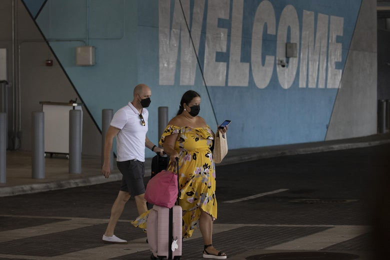 Florida Sets Daily Record for Entire Pandemic With 21,683 New COVID-19 Cases