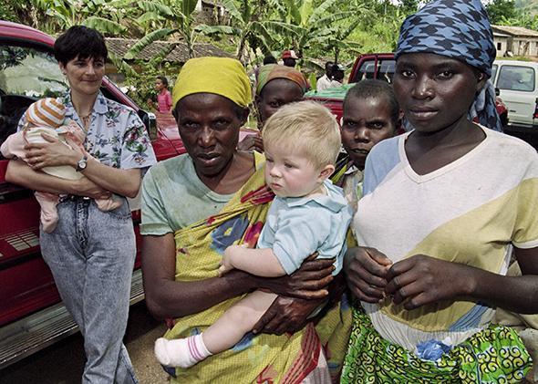Rwanda Evacuation