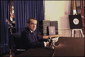 Richard M. Nixon.
