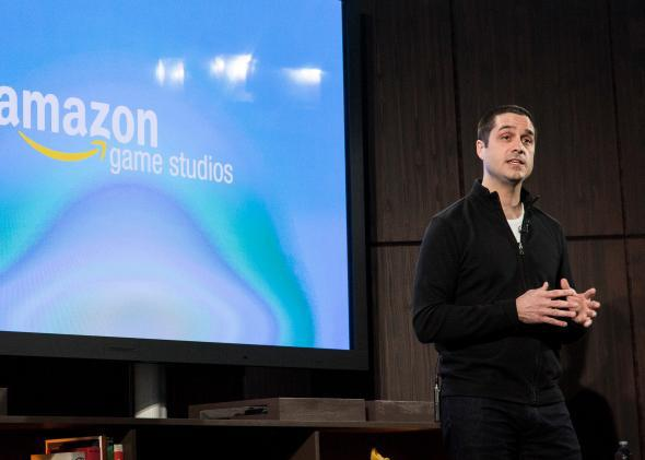 Amazon's Mike Frazzini talks about the Fire TV.