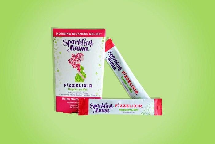 Sparkling Mama Fizzelixir