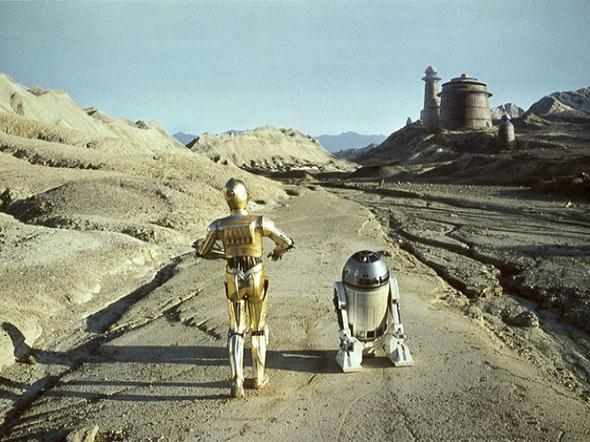 Star Wars: Episode VI - Return of the Jedi (1983).