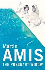 Martin Amis' The Pregnant Widow.
