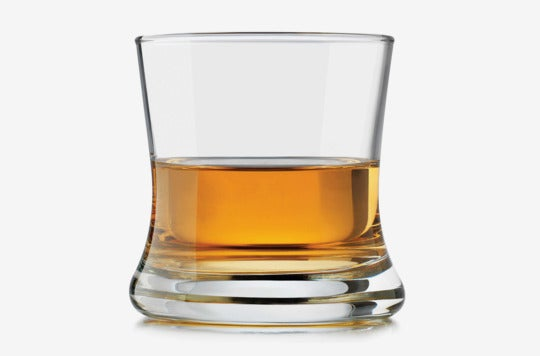 Libbey Glass 4-Piece Perfect Bourbon Set.