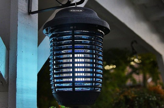 The Kapas Electric Insect Zapper.