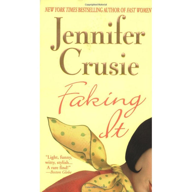 Cover of Faking It.
