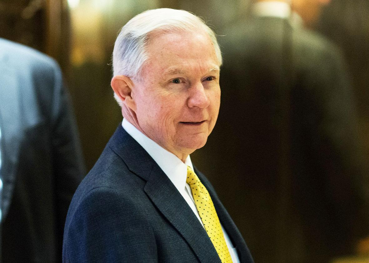 Jeff Sessions could bring back the worst of the war on drugs
