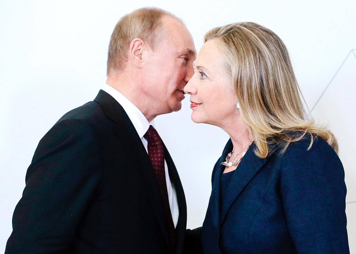 Putin / Clinton