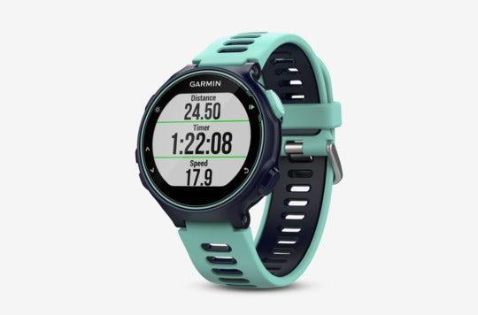 Garmin Forerunner 735XT Watch.