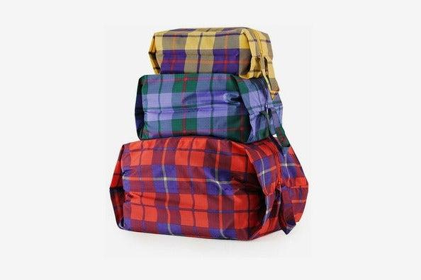 Baggu Women's 3D Zip Bag Set