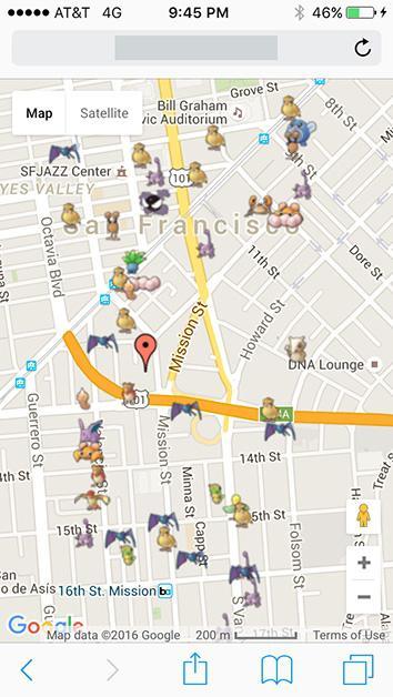 sf map.