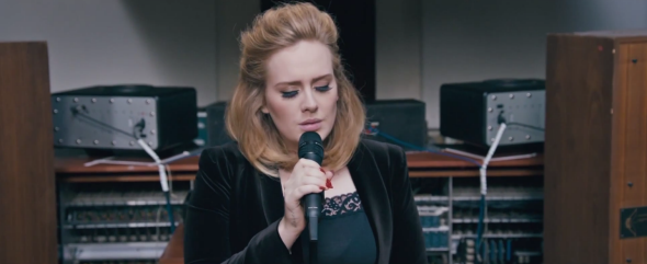 """Adele's new song sounds like a sequel to """"Hello."""""""