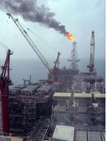 Oil platform. Click image to expand.