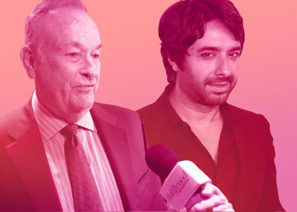 Bill O'Reilly and Jian Ghomeshi have both found new homes in podcasting.