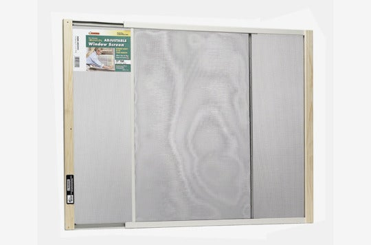 Frost King Adjustable Window Screen.