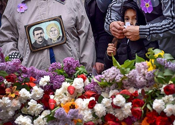 Armenian genocide centenary commemoration.