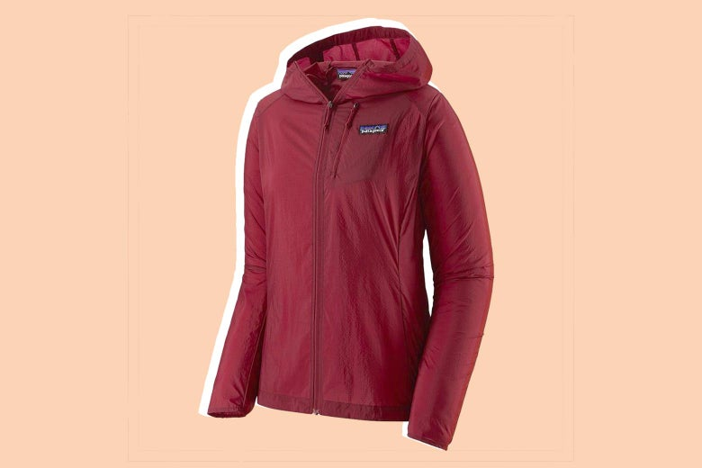 A running jacket