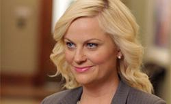 Amy Poehler as Leslie Knope. Click image to expand.