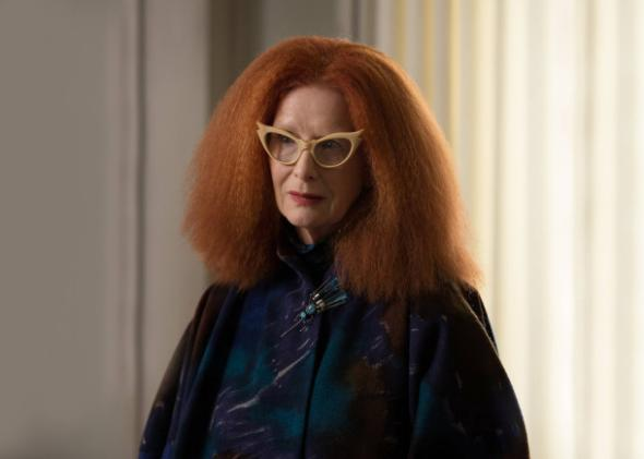 Melon-ballin' mama: Frances Conroy as Myrtle