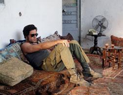 Edgar Ramirez as Ilich Ramirez Sanchez in Carlos. Click image to expand.