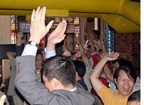 Nirvana for Korean soccer fans