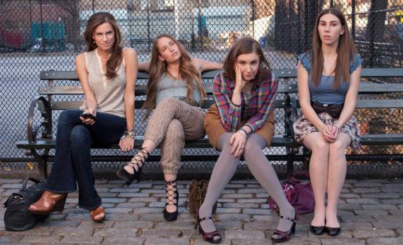 A still from Girls.