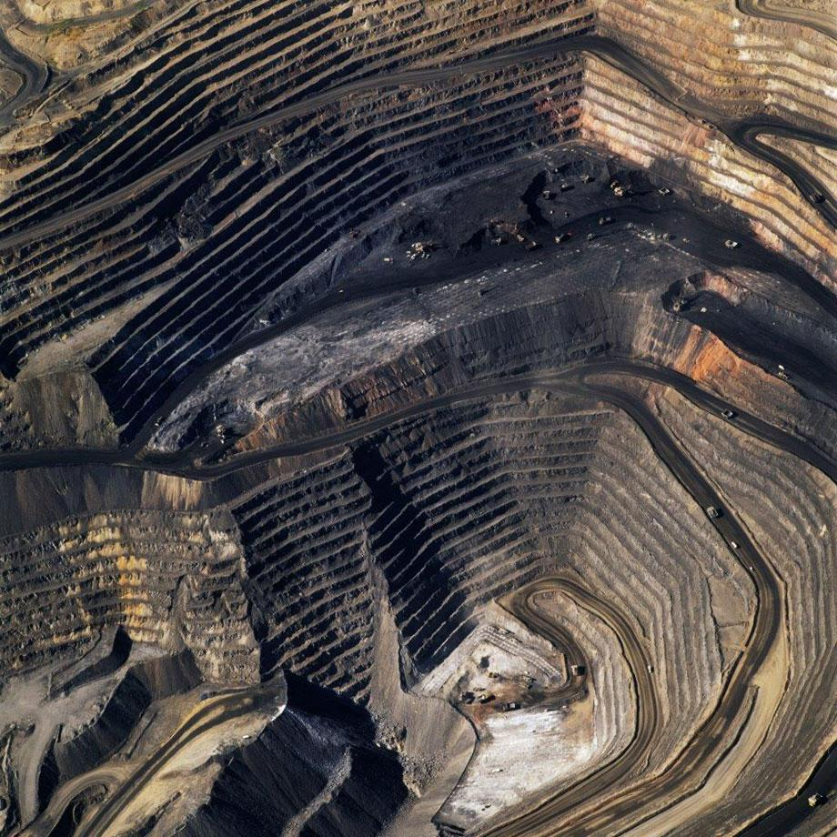 American Mine (Carlin NV 2) 2007