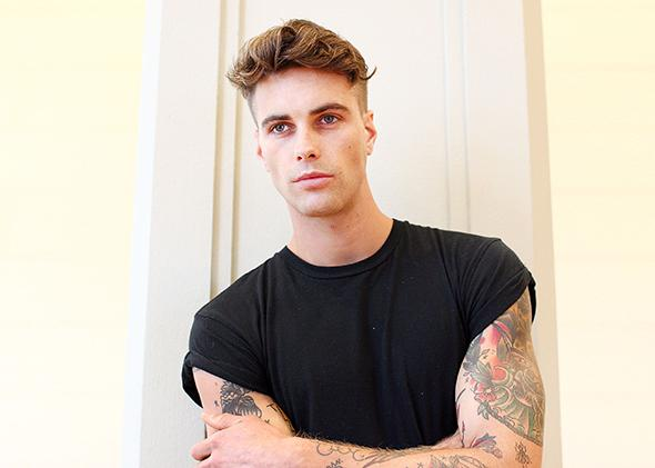 Male Model.