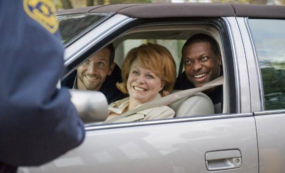 Still of Chris Tucker, Bradley Cooper and Jacki Weaver in Silver Linings Playbook.