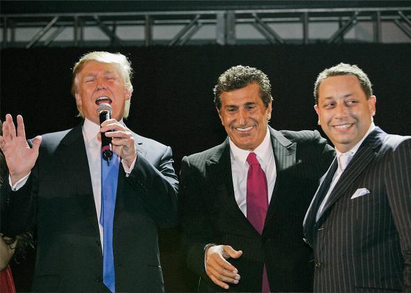 Trump Arif Sater