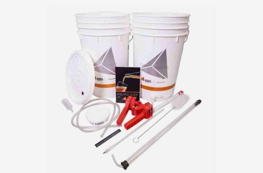 Maestro Homebrew beer equipment kit.