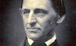 Ralph Waldo Emerson. Click image to expand.