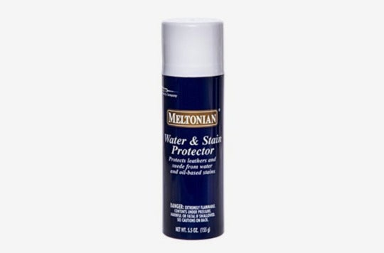 Meltonian Water & Stain Protector.