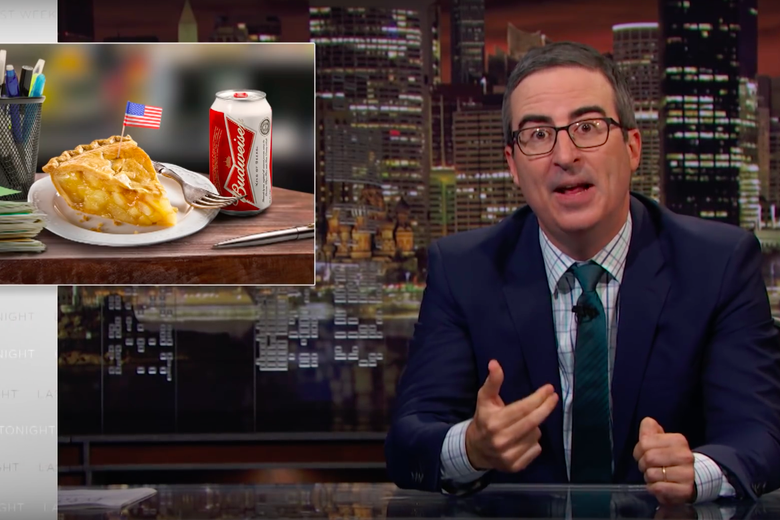 John Oliver Breaks Down the Four Major Paths to Legal U.S. Immigration, Including His Own