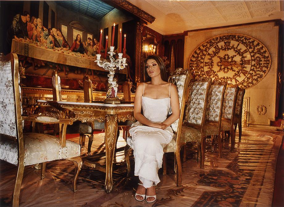 Daniela Rossell, Ricas y Famosas, Rich and Famous
